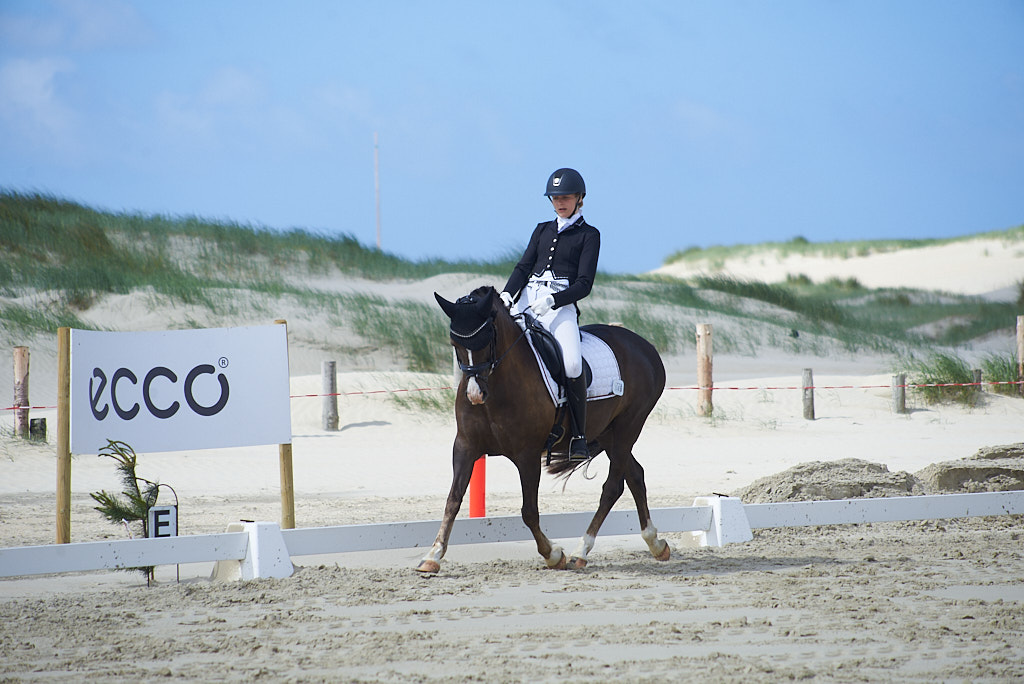 Ecco - Guld sponsor til Rømø Beach Jump